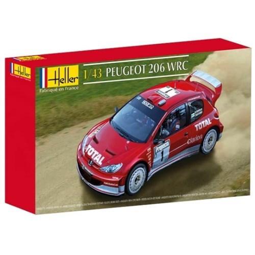 АВТОМОБИЛЬ ПЕЖО 206 WRC 03