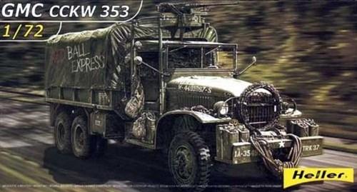 Автомобиль GMC CCKW 353