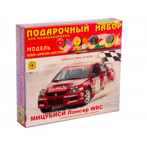 Автомобиль Мицубиси Лансер WRC