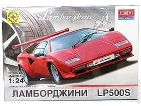 АВТОМОБИЛЬ ЛАМБОРДЖИНИ LP500S