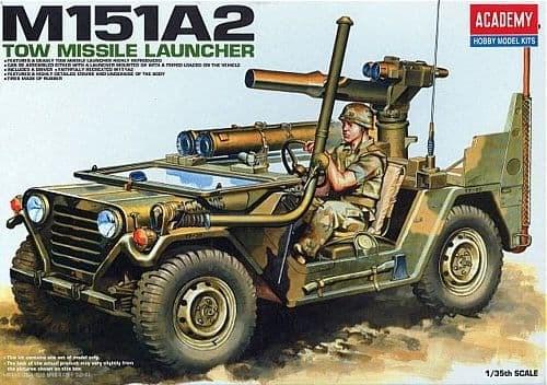 Автомобиль М151А2 (1:35)