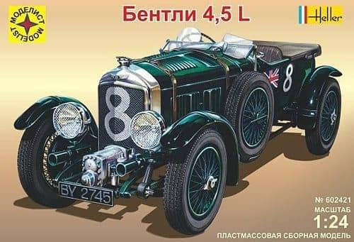 Автомобиль Бентли 4,5L