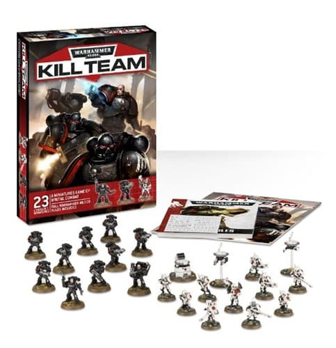Warhammer 40000: Kill Team (English) - фото 35843