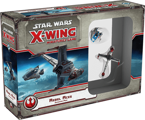 Star Wars X-Wing: Rebel Aces - фото 35957
