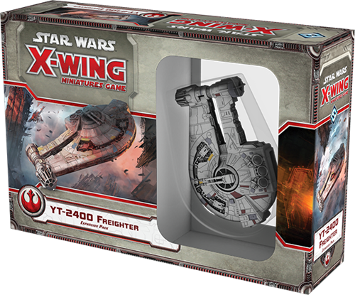 Star Wars X-Wing: YT-2400 - фото 35962
