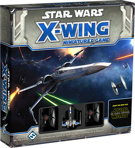 Star Wars X-Wing: The Force Awakens Core Set - фото 35975