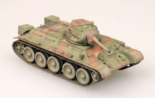 Танк  Т-34/76 мод. 1942 г., Юг России (1:72) - фото 36039