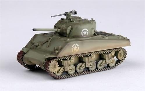 Танк  M4A3, Нормандия, 1944 г. (1:72) - фото 36042