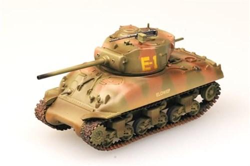 Танк  M4A1 (76)W (1:72) - фото 36044
