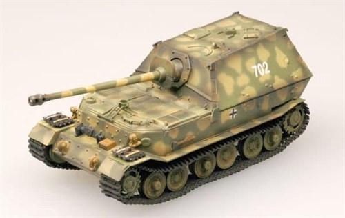 "Сау  Panzerjager ""Ferdinand"" 654th Kursk  (1:72) - фото 36053"