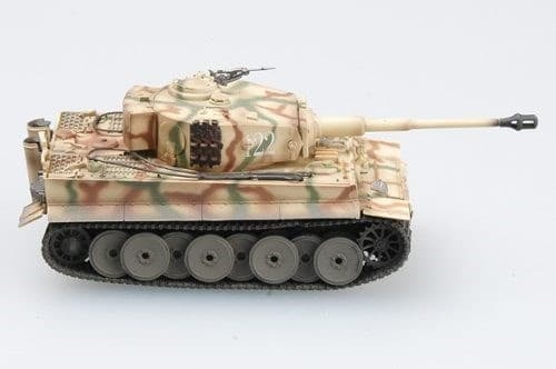 Танк  Tiger 1 Middle Type Spzabt.509, Russia 1943  (1:72) - фото 36058