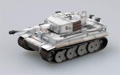 Танк  Tiger I (средний), sPzAbt.506, Россия, 1943 г. (1:72) - фото 36059