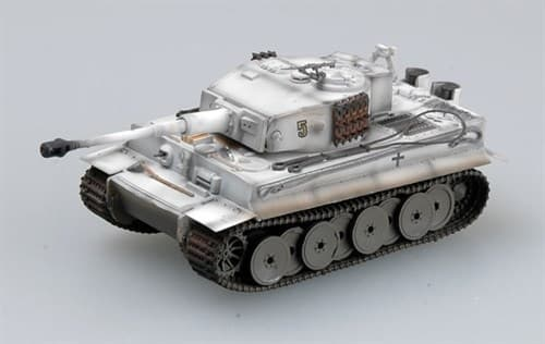 "Танк  ""Тигр"" I (средний), sPzAbt.506, Россия, 1943 г. (1:72) - фото 36059"