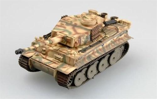 Танк  Tiger I (ранний), Курск, 1943г. (1:72) - фото 36060