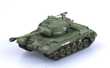 Танк  M26E2 - U.S. Army  (1:72) - фото 36065