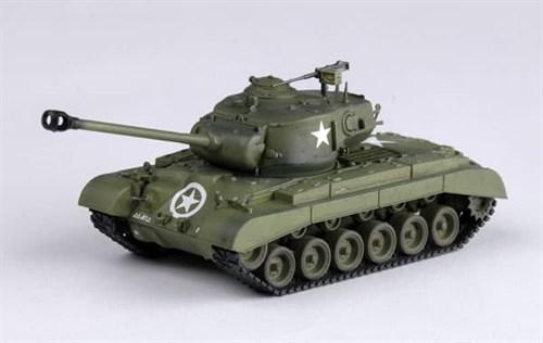 "Танк  M26 ""Першинг"" (1:72) - фото 36066"