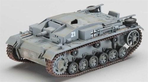 САУ  StuG III Ausf.E 249 бат. (1:72) - фото 36074