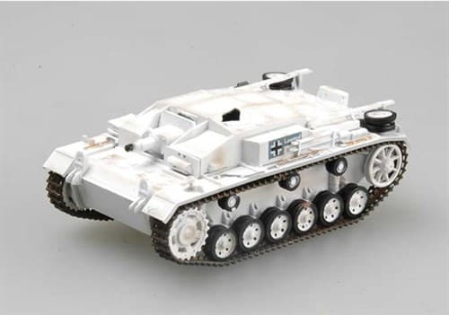 САУ StuG III Ausf.E, Россия, зима 1942/43гг. (1:72) - фото 36075