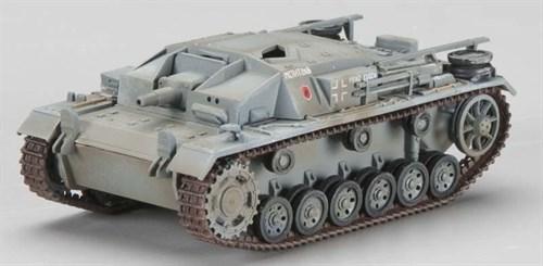 САУ  StuG III Ausf.C/D, Россия, зима 1942г. (1:72) - фото 36076