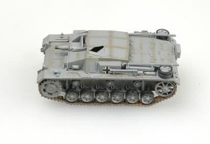 САУ  Stug III Ausf C/D Sonder Verband 288 Africa 1942 (1:72) - фото 36077