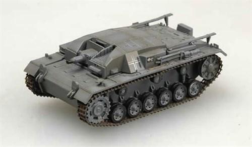 САУ  StuG III Ausf.B Балканы 1941 (1:72) - фото 36080