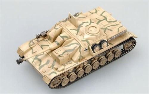 САУ StuG IV, 394 бригада, 1944г. (1:72) - фото 36081