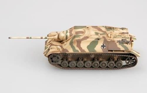 "САУ ""Ягдпанцер"" IV, Германия 1944 г. (1:72) - фото 36085"