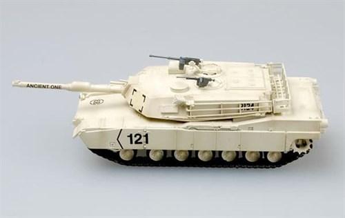 """Танк  М1А1 """"Абрамс"""" в Кювейте 1991 г. (1:72) - фото 36105"""
