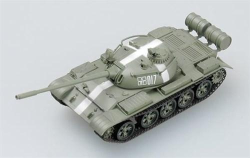 Танк  Т-55 в Праге 1968 г. (1:72) - фото 36107