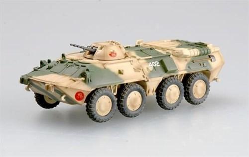 БТР-80 Российская армия 1994 г. (1:72) - фото 36111