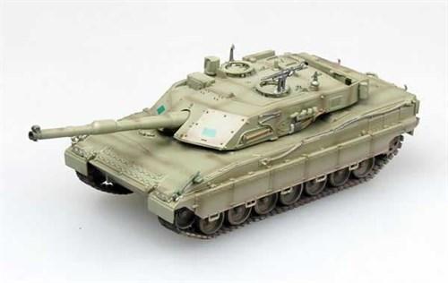 Танк  C1 Ariete E1 (1:72) - фото 36113