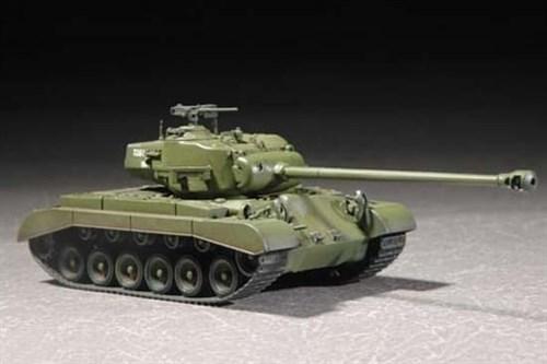 """Танк  M26Е4 """"Першинг"""" (1:72) - фото 36125"""