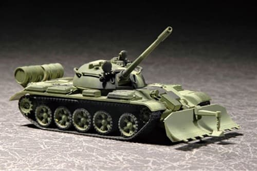 Танк  Т-55 с БТУ-55  (1:72) - фото 36126