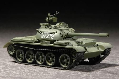 Танк  Т-54Б (1:72) - фото 36128