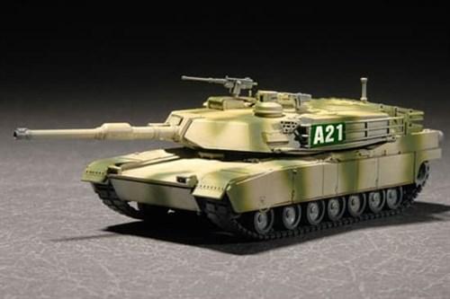 "Танк  М1А2 ""Абрамс"" (1:72) - фото 36129"