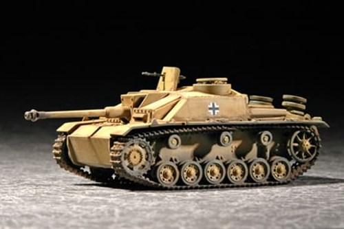 """САУ """"Штурмгешютц"""" III Ausf.G (1:72) - фото 36140"""