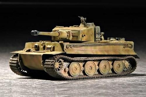 """Танк  """"Тигр"""" I (поздний) (1:72) - фото 36147"""