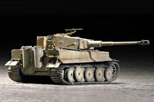 "Танк  ""Тигр"" I (средний) (1:72) - фото 36148"