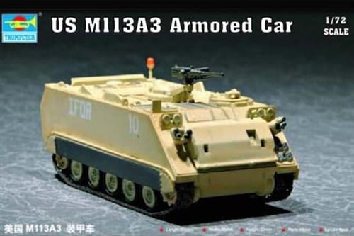 БТР  M113 A3 (1:72) - фото 36151
