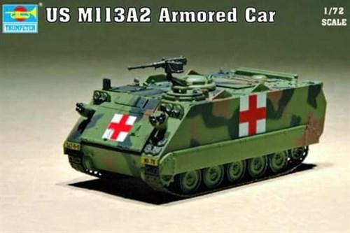 БТР  M113 A2 (1:72) - фото 36152