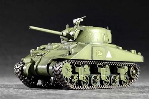 Танк  M4 (средний) (1:72) - фото 36162