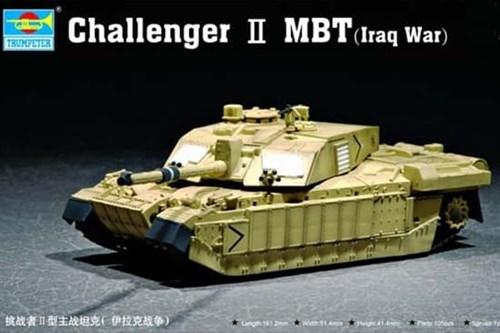 """Танк  """"Челленжер"""" II (Ирак) (1:72) - фото 36165"""
