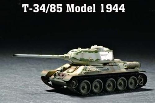 Танк  Т-34/85 мод 1944 г. (1:72) - фото 36167