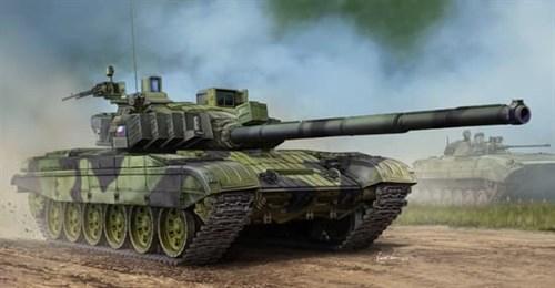 Танк  T-72M4CZ MBT (1:35) - фото 36183
