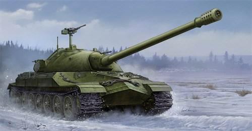 Танк  ИС-7 (1:35) - фото 36187