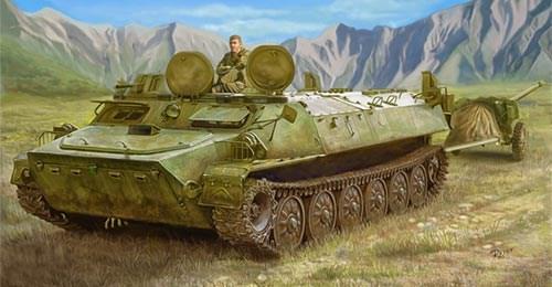Бтр Советский Мт-Лб (1:35) - фото 36191