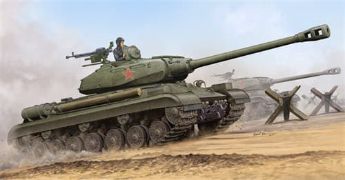 Танк ИС-4 (1:35) - фото 36194