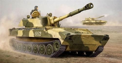 """122-мм САУ 2С1 """"Гвоздика"""" (1:35) - фото 36195"""