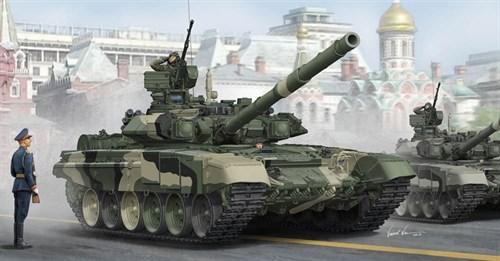 Танк  Т-90А (1:35) - фото 36203