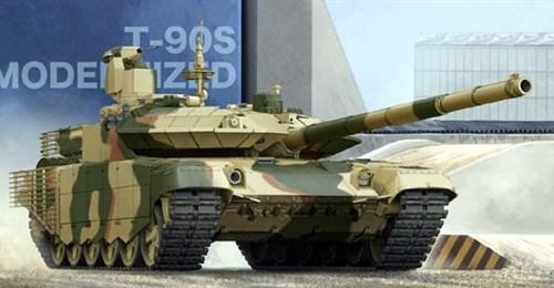 Танк Т-90МС (1:35) - фото 36207